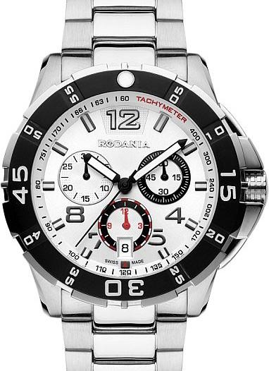 Мужские наручные швейцарские часы в коллекции Jaxon Rodania