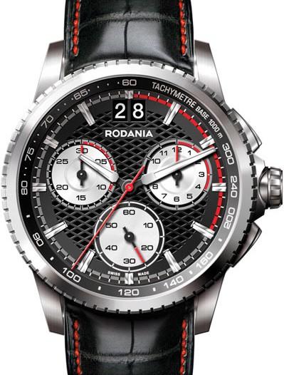 Мужские наручные швейцарские часы в коллекции Xseba Rodania