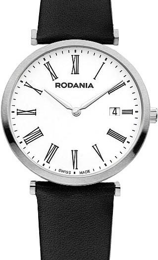 Мужские наручные швейцарские часы в коллекции Elios Rodania