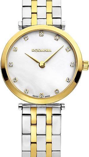 Женские наручные швейцарские часы в коллекции Elios Rodania