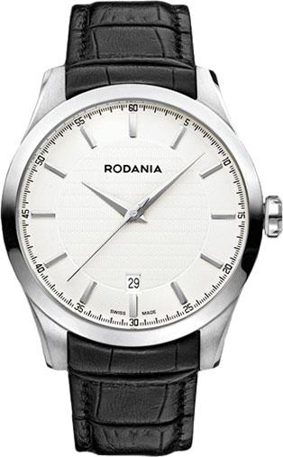 Мужские наручные швейцарские часы в коллекции Nolan Rodania