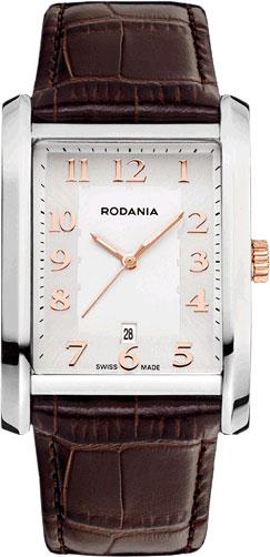 Мужские наручные швейцарские часы в коллекции Altra Rodania