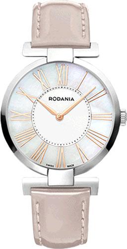 Женские наручные швейцарские часы в коллекции Tyara Rodania