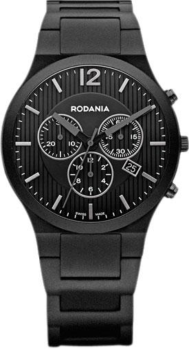 Мужские наручные швейцарские часы в коллекции DVI-R2 Rodania