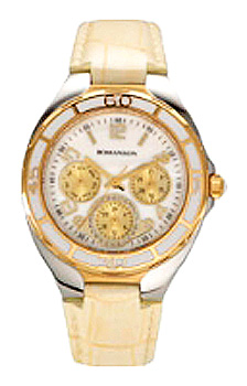 Наручные  женские часы Romanson RL0357UUC(WH). Коллекция Trofish