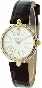 Наручные  женские часы Romanson RL0362LC(WH). Коллекция Trofish