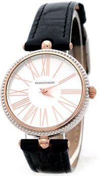 Наручные  женские часы Romanson RL0362LJ(WH). Коллекция Trofish