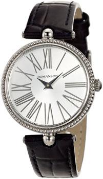 Наручные  женские часы Romanson RL0362LW(WH). Коллекция Trofish