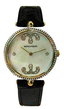 Наручные  женские часы Romanson RL0363LC(WH). Коллекция Trofish