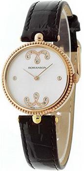 Наручные  женские часы Romanson RL0363LR(WH). Коллекция Giselle