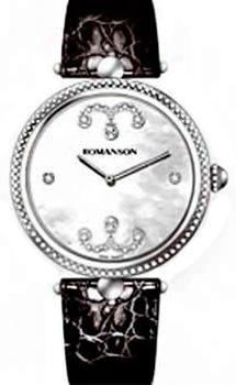 Наручные  женские часы Romanson RL0363LW(WH). Коллекция Giselle