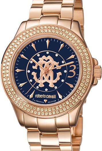 Женские наручные швейцарские часы в коллекции Signature Roberto Cavalli by Franck Muller