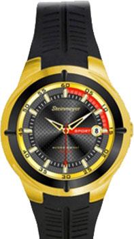 Наручные  мужские часы Steinmeyer S011.23.35. Коллекция Motocross