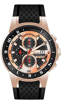 Наручные  мужские часы Steinmeyer S022.43.31. Коллекция Basketball