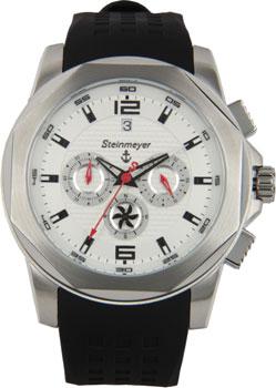 Наручные  мужские часы Steinmeyer S032.13.23. Коллекция Yachting