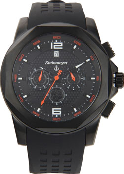 Наручные  мужские часы Steinmeyer S032.73.29. Коллекция Yachting