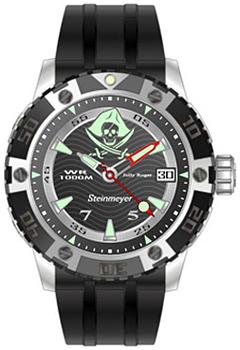 Наручные  мужские часы Steinmeyer S041.03.31. Коллекция Diving
