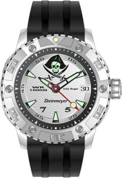 Наручные  мужские часы Steinmeyer S041.13.33. Коллекция Diving