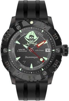 Наручные  мужские часы Steinmeyer S041.73.31. Коллекция Diving