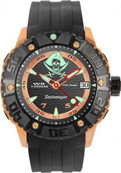 Наручные  мужские часы Steinmeyer S041.93.31. Коллекция Diving