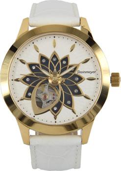 Наручные  женские часы Steinmeyer S262.24.33. Коллекция Automatic