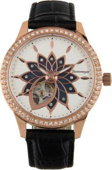 Наручные  женские часы Steinmeyer S262.41.63. Коллекция Automatic