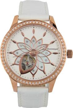 Наручные  женские часы Steinmeyer S262.44.63. Коллекция Automatic