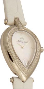 Швейцарские наручные  женские часы Mathey-Tissot S320FLMW. Коллекция Gota