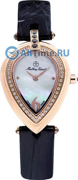 Женские наручные швейцарские часы в коллекции Gota Mathey-Tissot