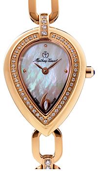 Швейцарские наручные  женские часы Mathey-Tissot S320FR2G. Коллекция Gota