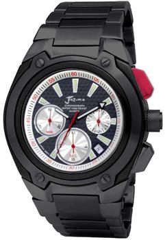 Японские наручные  мужские часы Jaz-ma S33O567SS. Коллекция Chronograph