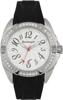 Наручные  женские часы Steinmeyer S801.11.23. Коллекция Figure skating