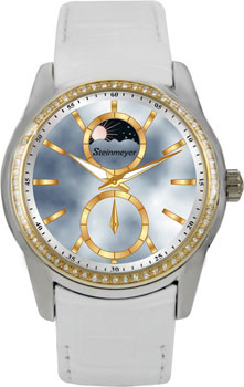 Наручные  женские часы Steinmeyer S811.34.43. Коллекция Tennis
