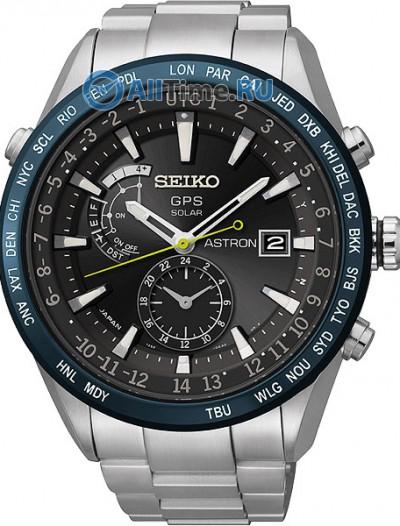 Мужские японские наручные часы в коллекции Astron Seiko