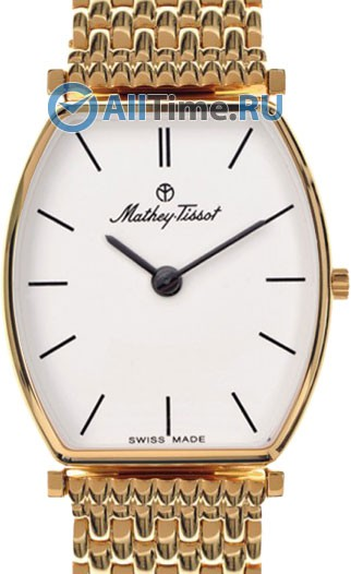 Мужские наручные швейцарские часы в коллекции Mytique Mathey-Tissot