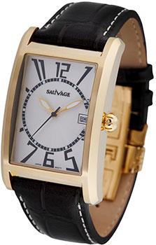 Швейцарские наручные  мужские часы Sauvage SC32201G. Коллекция Triumph