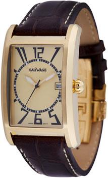 Швейцарские наручные  мужские часы Sauvage SC32203G. Коллекция Triumph
