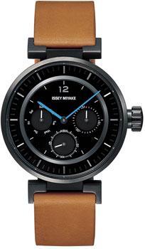 Японские наручные  мужские часы Issey Miyake SILAAB04. Коллекция W Mini