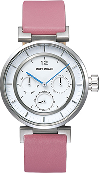 Японские наручные  мужские часы Issey Miyake SILAAB06. Коллекция W Mini