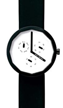 Японские наручные  мужские часы Issey Miyake SILAP008. Коллекция Twelve