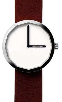Японские наручные  мужские часы Issey Miyake SILAP016. Коллекция Twelve