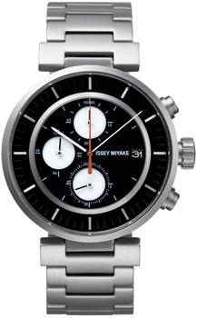 Японские наручные  мужские часы Issey Miyake SILAY001. Коллекция W