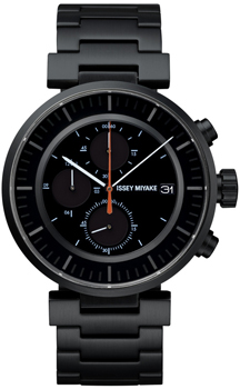 Японские наручные  мужские часы Issey Miyake SILAY002. Коллекция W