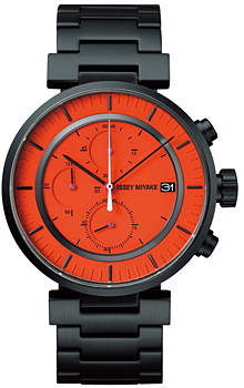 Японские наручные  мужские часы Issey Miyake SILAY005. Коллекция W