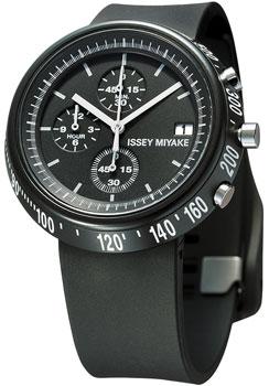 Японские наручные  мужские часы Issey Miyake SILAZ004. Коллекция Trapezoid