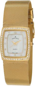 Швейцарские наручные  женские часы Jacques du Manoir SK.4. Коллекция Glamour