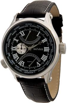 Швейцарские наручные  мужские часы Sauvage SK73803S. Коллекция Energy