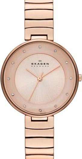 Женские наручные fashion часы в коллекции Steel Skagen