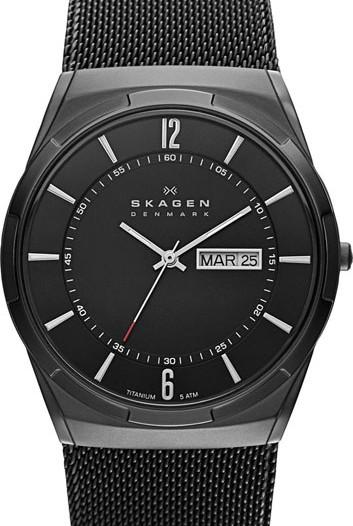 Мужские наручные fashion часы в коллекции Titanium Skagen