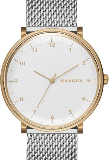 Мужские наручные fashion часы в коллекции Mesh Skagen